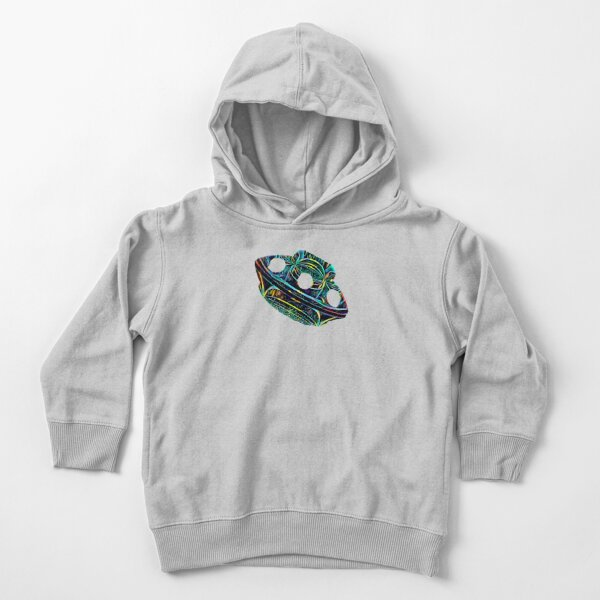 Galactic Exploration  Toddler Pullover Hoodie