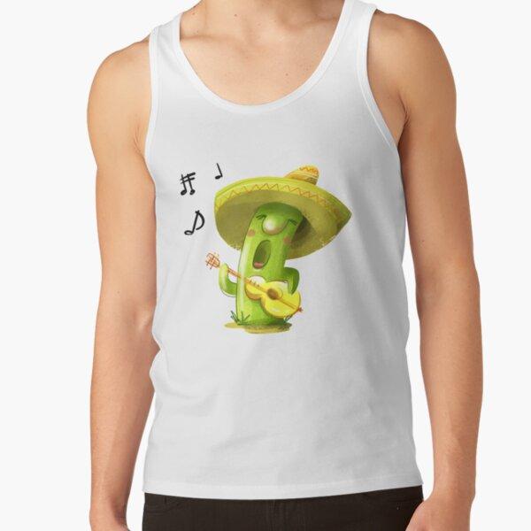 Singing cactus Tank Top