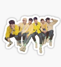 ASTRO Group Picture Sticker