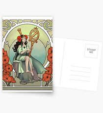 Princess Ozma Tippetarius of Oz Postcards