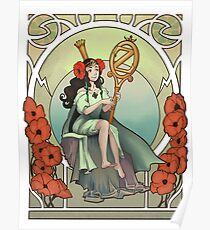 Princess Ozma Tippetarius of Oz Poster