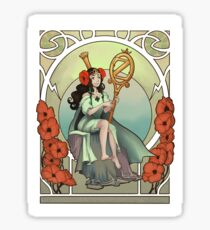 Princess Ozma Tippetarius of Oz Sticker