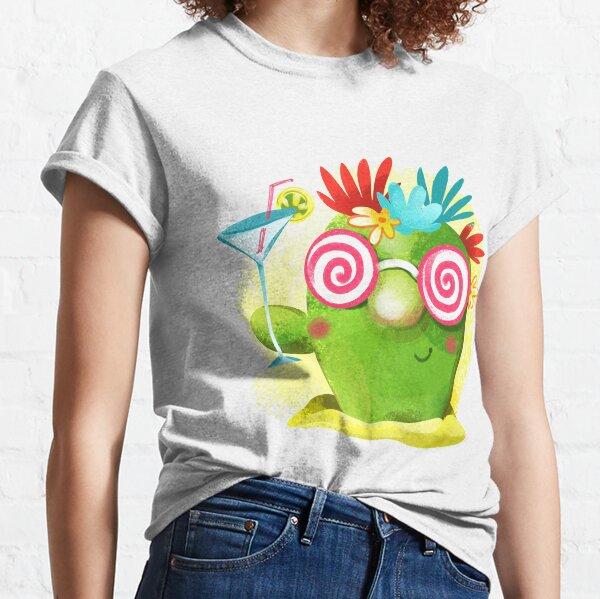 Crazy cactus Classic T-Shirt