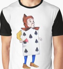 The 7 of Spades  Graphic T-Shirt
