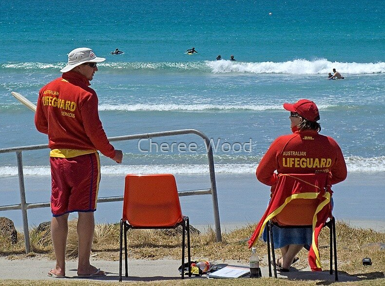 Water Safety by DaBimages