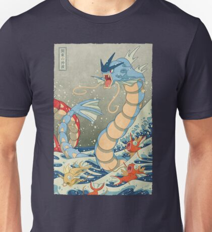 The Great Wave II Unisex T-Shirt