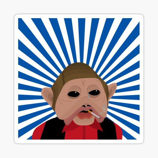 The Heartbreak of Nien Nunb Sticker