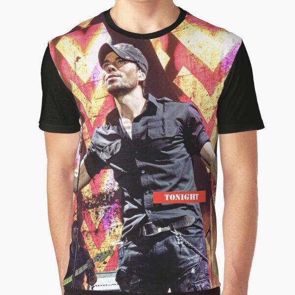 Enrique 2021 Camiseta gráfica