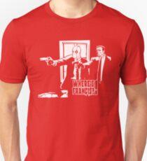Dead Fiction - White #4 T-Shirt