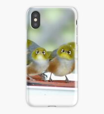 Excuse Me Waiter... But...Where Is The Main Course? - Silver-Eyes - NZ iPhone Case