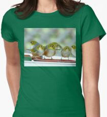 Excuse Me Waiter... But...Where Is The Main Course? - Silver-Eyes - NZ Women's Fitted T-Shirt