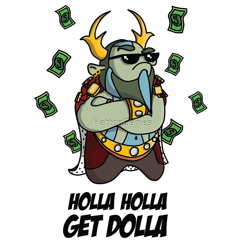 Holla Holla by HattonGames