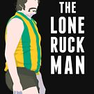 The Lone Ruckman - green/gold by theloneruckman