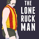 The Lone Ruckman - red/gold by theloneruckman