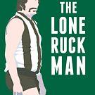 The Lone Ruckman - black/white by theloneruckman