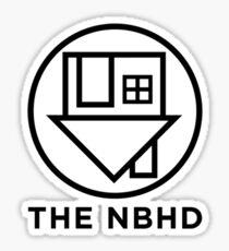 The neighbourhood Sticker