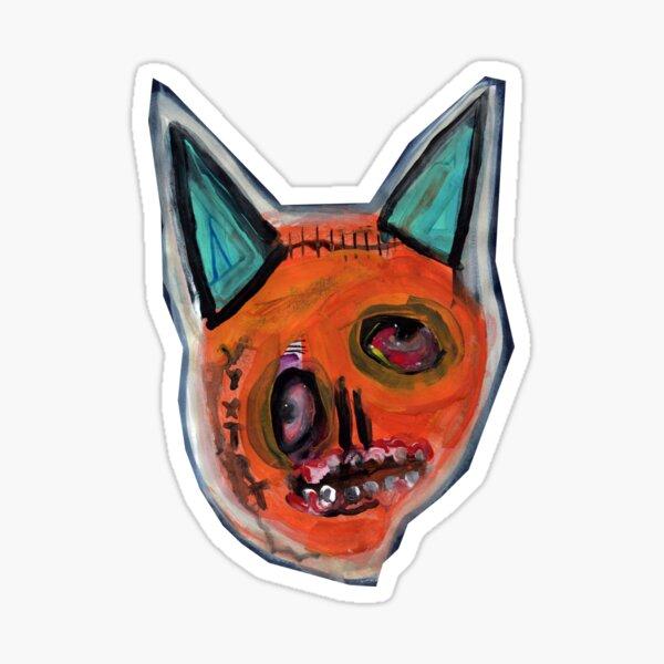 tangerine Sticker