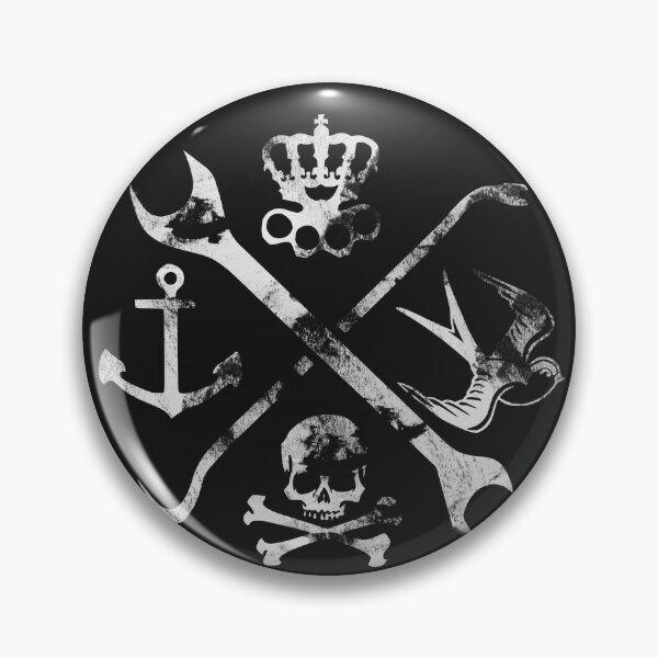 Rules & Bones Logo Button
