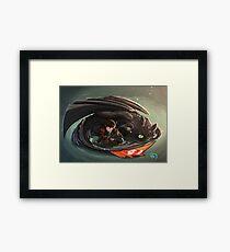 Dragon Master Framed Print