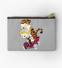 Calvin and Hobbes  Studio Pouch