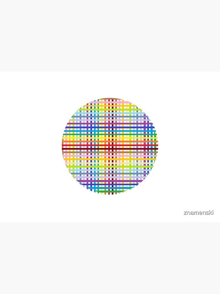 Multicolored stripes by znamenski