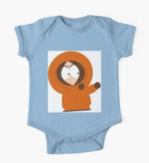 kenny Mccormick South Park One Piece - Short Sleeve