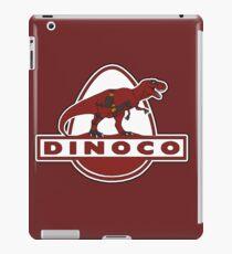 Dead Dinoco iPad Case/Skin