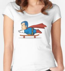 Suppaman Women's Fitted Scoop T-Shirt