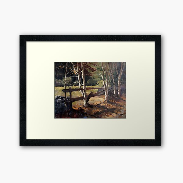 Bolton Gate Framed Art Print