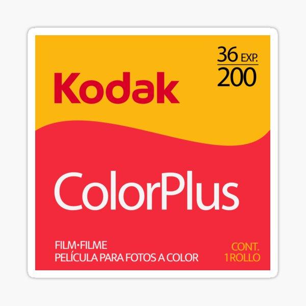 Kodak ColorPlus 200 Sticker