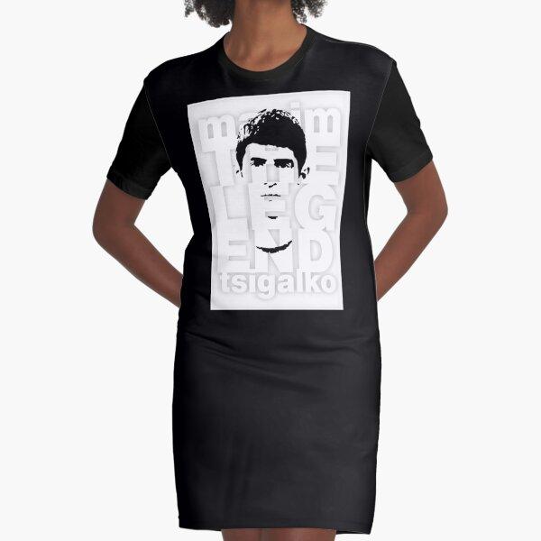 Maxim Tsigalko Graphic T-Shirt Dress