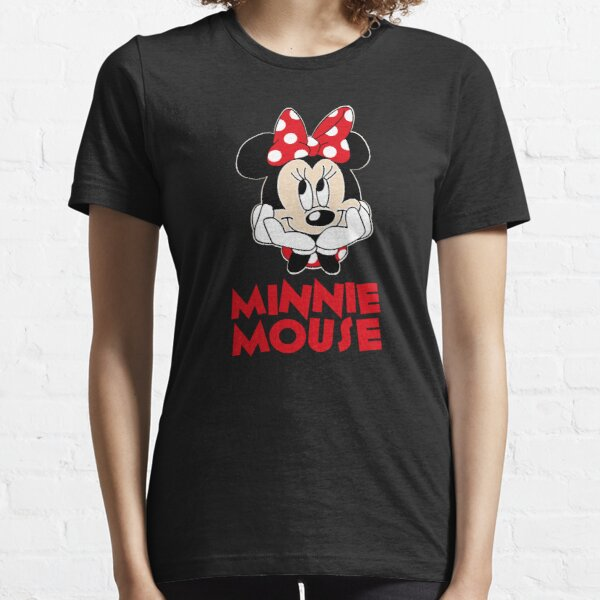 Minie Mouse Design beautiful passionate Essential T-Shirt