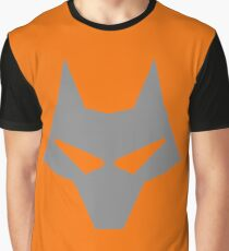 Timber Wolf Lazy Cosplay Graphic T-Shirt