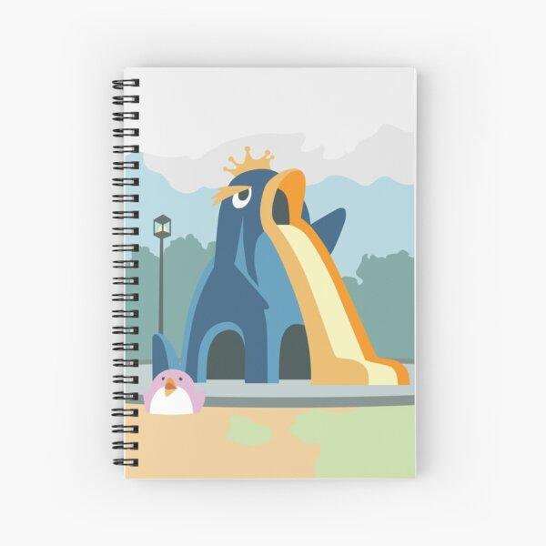 Penguin Park Cardcaptor Sakura King Penguin Spiral Notebook