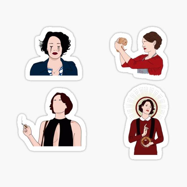 Fleabag- Sticker Pack Sticker