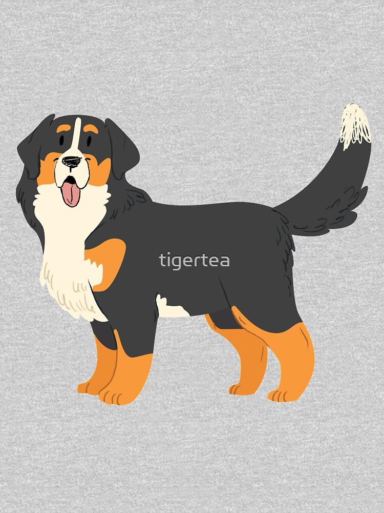 Bernese Mountain Dog by tigertea