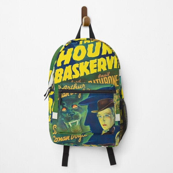 The Hound of the Baskervilles (March, 1939) Backpack