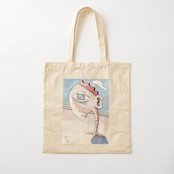 It Gets Heavy Cotton Tote Bag