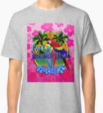 Island Time Surfing Honu Classic T-Shirt