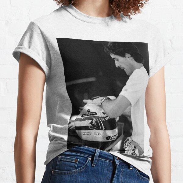 Ayrton Senna T-shirt classique