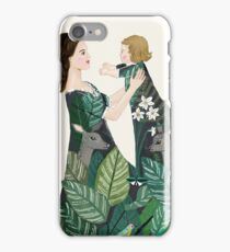 Nature of motherhood iPhone Case/Skin