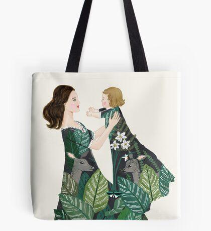 Nature of motherhood Tote Bag
