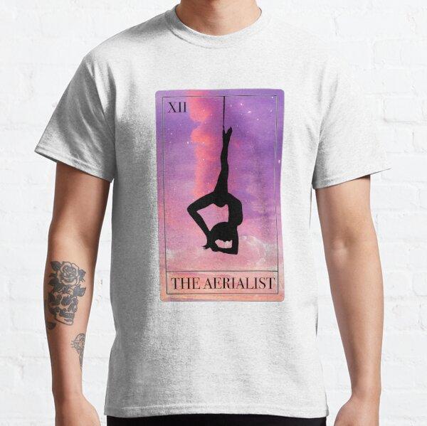 The Aerialist The Hanged Man Tarot Card Classic T-Shirt