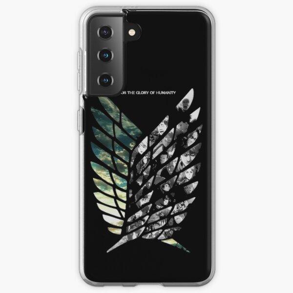 Attack On Titan cases for Samsung Galaxy   Redbubble