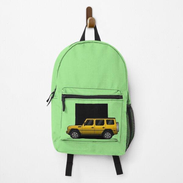 Yellow 4x4 Vehicle Backpack