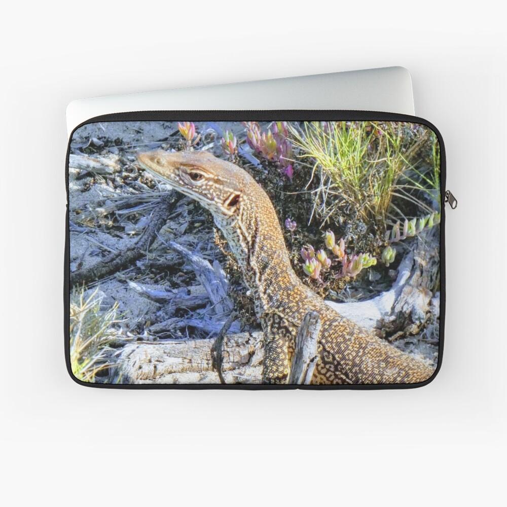 Perentie Australian Lizard Laptop Sleeve