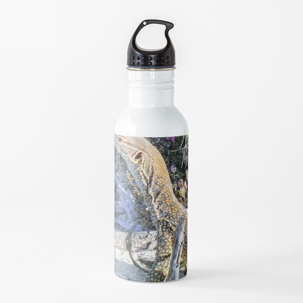 Perentie Australian Lizard Water Bottle