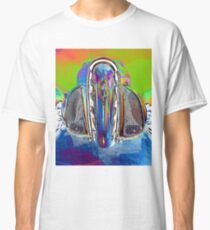 Aero Car Rear  Classic T-Shirt