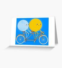 Tandem Greeting Card
