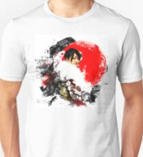 Japanese Geisha Abstract T-Shirt